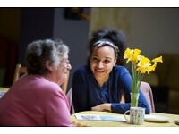Activity and Support Group Volunteer