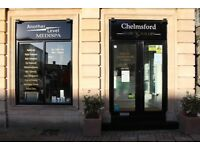 Hairdressing Salon to Rent or Chair to Rent - Newly refurbished salon on Chelmsford High Street
