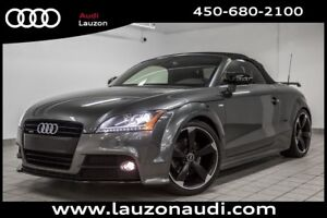2014 Audi TT ROADSTER S LINE COMPETITION