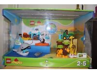 Lego Duplo 10803 Showcase in Plastic & Cardboard Display Box Great Collectible