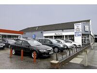 Industrial units to rent out, can be used for a variety of uses.