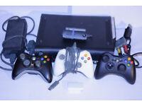 Xbox 360 Pro (40GB) + Kinect + 12 Games + Skylanders Portal (£100)