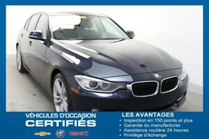 2014 BMW 328I XDrive LUXURY NAV TOIT CUIR MAGS 19""