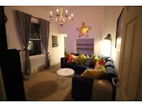 Double room with en-suite in professional house share - £625 all bills included!
