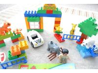 LEGO DUPLO MY FIRST ZOO – MODEL No 6136 EXCELLENT CONDITION