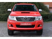 Toyota Hi-Lux INVINCIBLE 4X4 D-4D DCB (red) 2014-06-20