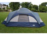 Ridgeway by Kelty Family Dome Tent (8 Berth)