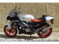APRILIA 125 TUONO 2008 ONLY 4500 MILES FROM NEW