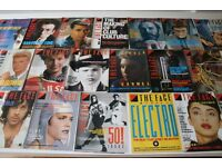 Rare First Edition 80's and 90's magazine collection