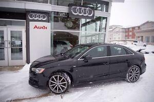 2015 Audi A3 2.0T Technik quattro - AUDI CERTIFIED!