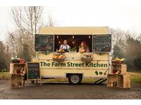 Street Food Trailer for Hire, well established, Fresh Farm based Food, great for weddings, parties..