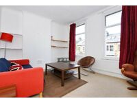 A charming two bedroom split level flat to rent in Southfields