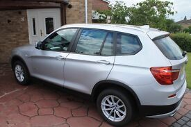 B.M.W X3 =XDRIVE VERY CLEAN AND WELL LOOKED AFTER CAR