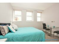 Studio flat in Prime House, Sentinel Square, Hendon, NW4