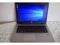 Brand New RRP £1040, HP 745 G3 Laptop 16GB RAM, 256GB SSD, 2560 x 1440, Warranty 2019, A10 Quad Core