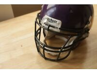 American Football Helmet - Excellent condition - (Pickup)
