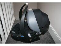 BeSafe Izi Go x1 infant baby car seat rearward facing group 0+ black CAN POST