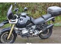 BMW R1100GS. 1999. MOT 07 19. READY TO RIDE. LUGGAGE. for sale  Swansea