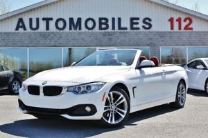 2014 BMW 4 Series 428i xDrive Convertible / Toute les options /