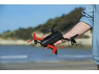 Brand new Parrot Bebop 1 with 9 batteries!