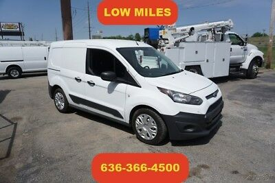 Ford Transit Connect Xl 2014 Xl Used 2 5L I4 16V Automatic Fwd Minivan Cargo Delivery Work Fleet Service