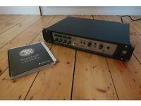DIGIDESIGN DIGI 002 RACK AUDIO / MIDI INTERFACE