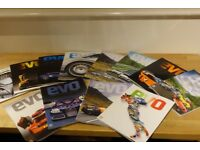 Evo Magazine Collectors Editions for sale