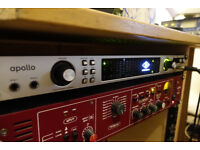 UAD Apollo QUAD Firewire soundcard