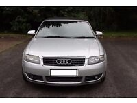 Audi A4 S-line Convertible Cabriolet Xenon Headlights