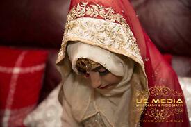 ASIAN PAKISTANI / BENGALI / INDIAN WEDDING VIDEOGRAPHY & PHOTOGRAPHY / VIDEOGRAPHER PHOTOGRAPHER