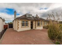 Large 3 bed Detached Bungalow with Large Garden For Sale in Gilmerton/Liberton area - Offers Over
