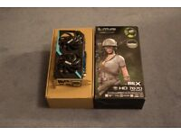 Sapphire Radeon HD 7870 OC GHz Edition Graphics Card