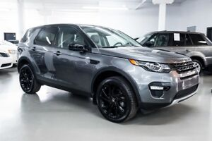 2015 Land Rover Discovery Sport HSE 7 Passengers