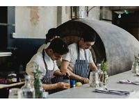 Head Chef needed in Hackney. Would suit a young, dynamic chef.