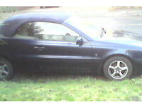 volvo c70 for spares only