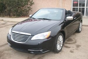 2011 Chrysler 200 Limited H/TOP CONVERTIBLE, 6 CYL LOADED