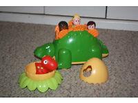 ELC Happyland Dizzy Dino set £5