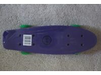 17' skate board still in package
