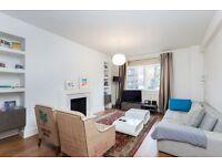 Beautiful example of a exquisite 2 double 2 bathroom bedroom apartment in Primrose Hill/Regents Park