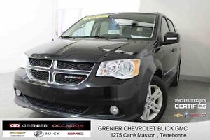 2016 Dodge GRAND CARAVAN Crew *7 PASSAGERS + STOW-N-GO*