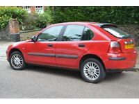 Rover 25 2001 long m.o.t. low mileage good condition for age