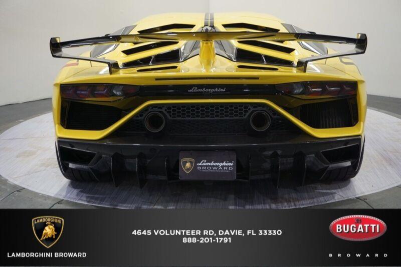 Image 4 Coche Americano usado Lamborghini Aventador 2019