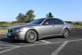 2008 BMW E65 730d Sport Auto