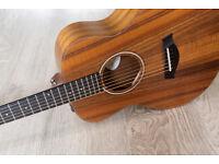 Taylor GS Mini KOA - GS Mini-e Koa Acoustic-Electric Guitar - with upgrades