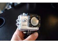 Kehan C60 HD 1080P 60fps Action Camera - GoPro-type camera