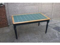 Dining Tile Table