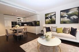 A beautiful brand new luxury 2 bedroom apartment