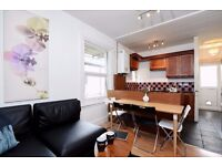 A newly refurbished four bedroom maisonette with a private garden, situated on Brightwell Crescent.
