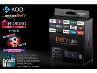 Amazon fire stick with extra apps