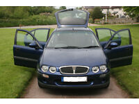 2003 ROVER 25, 1.4, 5DR, LONG MOT, EX COND, FREE WARRANTY